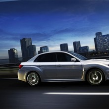 2011 Subaru WRX STI tS 01