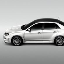 2011 Subaru WRX STI tS