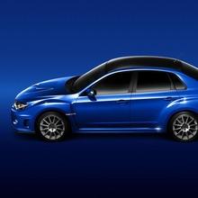 2011 Subaru WRX STI tS 06