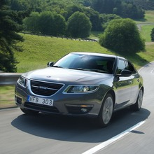 2011-Saab-9-5-Sedan