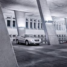 2011 Chrysler 200 Convertible