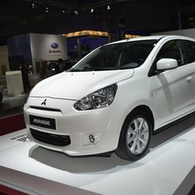 2013-Mitsubishi-Mirage-Europe
