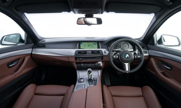 2014 BMW 525d M Sport