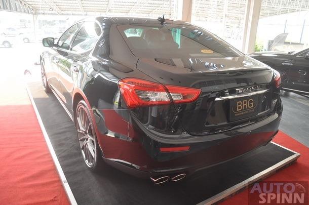 2014-Maserati-Ghibli-1st-Diesel-In-Thai