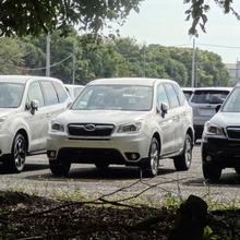2014-Subaru-Forester-Spied