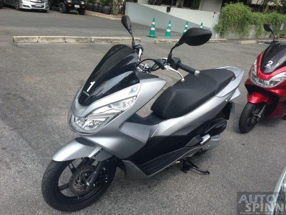 2014_Honda_PCX