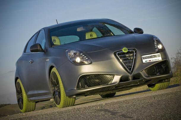 Alfa Romeo Giulietta G430 iMove 20