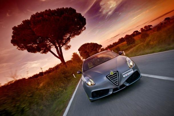 Alfa Romeo Giulietta G430 iMove 22