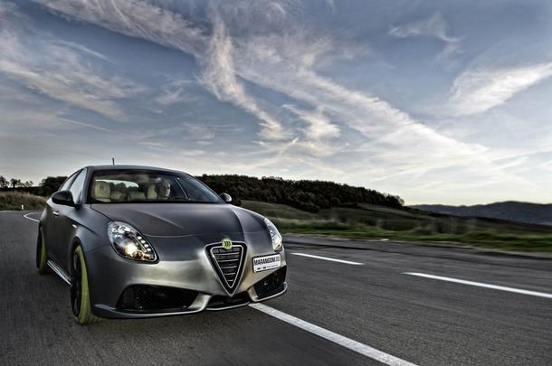 Alfa Romeo Giulietta G430 iMove 25