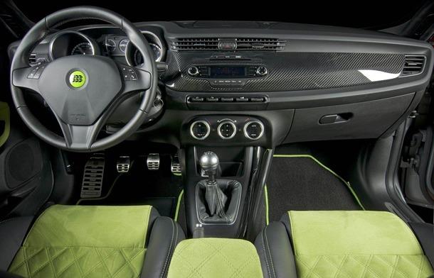Alfa Romeo Giulietta G430 iMove 35