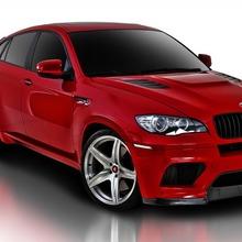 BMW X6 M VRS 06