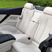 Das neue BMW 6er Cabio - Interieur (11/2010). The new BMW 6 Series Convertible - Interior (11/2010).