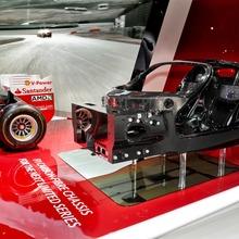 Ferrari-F70-chassis