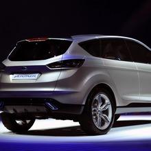 Ford Vertrek Concept 13