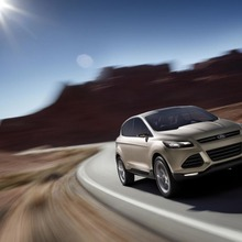 Ford Vertrek Concept 19