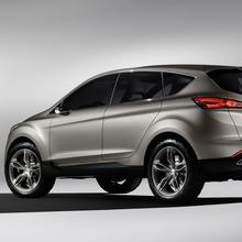 Ford Vertrek Concept 30