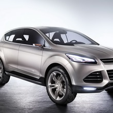 Ford Vertrek Concept 38