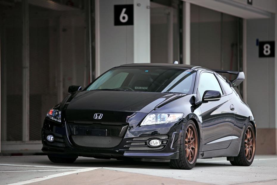 Honda-CR-Z-Noblesse