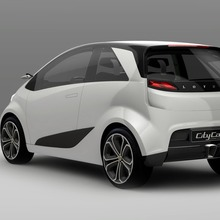 Lotus Concept City Car