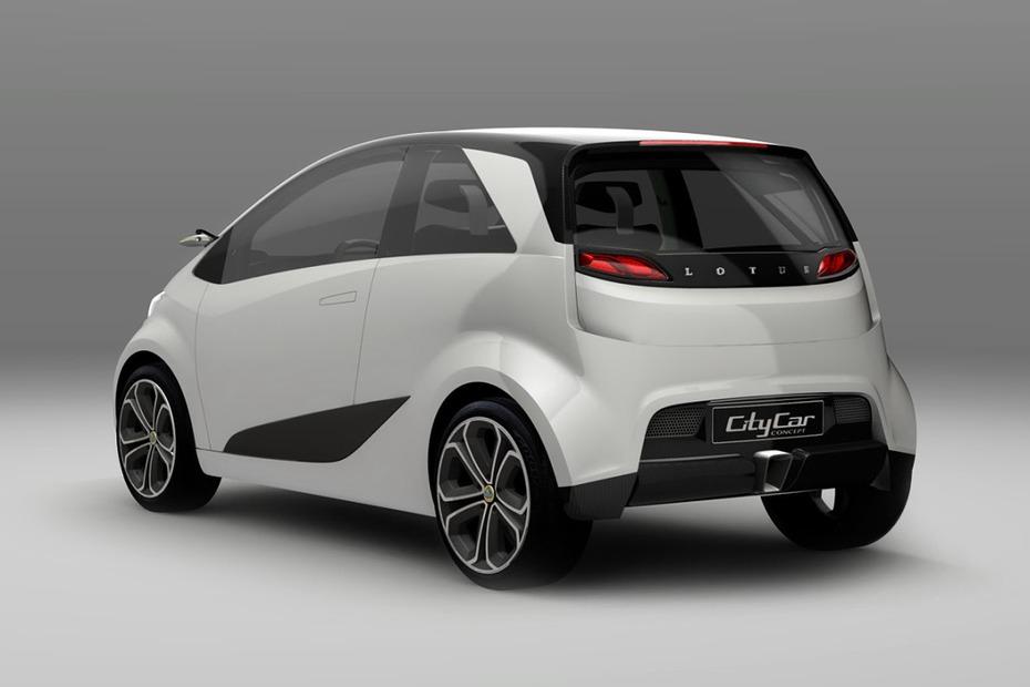 Lotus Concept City Car