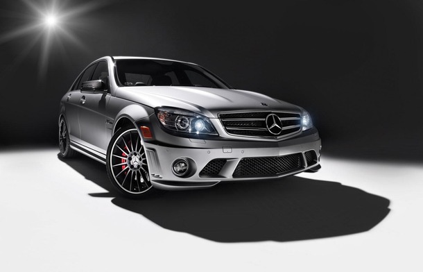 Mercedes C63 AMG Affalterbach Edition 02