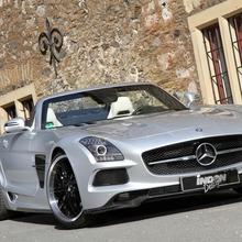 Mercedes-SLS-AMG-Borrasca-Roadster