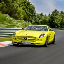 Mercedes-SLS-AMG-Electric-Drive-world-record