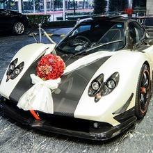 Pagani-Zonda-Cinque-Wedding-Car