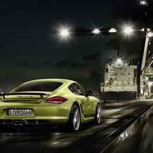 Porsche-Cayman-R