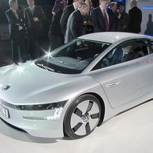 Volkswagen Formula XL1 Concept Live