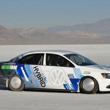 Volkswagen-Jetta-Hybrid-land-speed-record